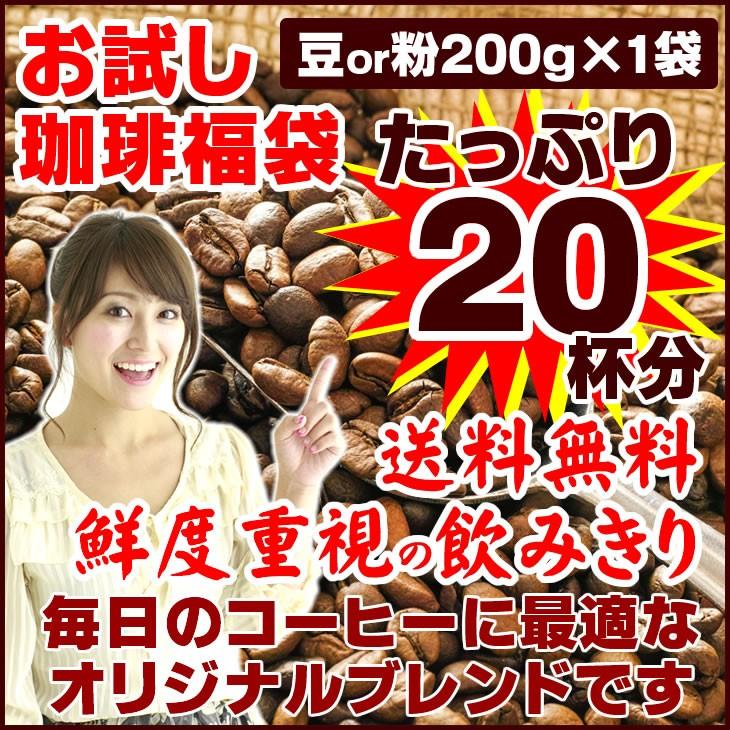 コーヒー 珈琲 福袋 送料無料