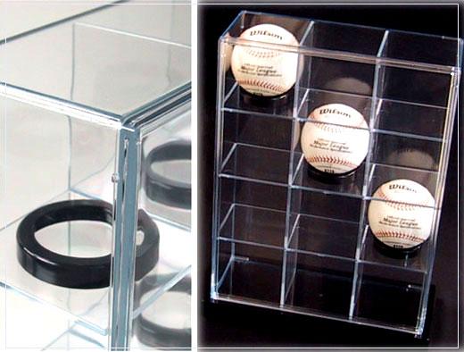 野球ボールケース12個用