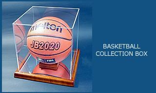 バスケットボールコレクションケース