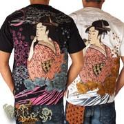 【歌麿Tシャツ】