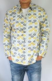 【衣櫻】カラフルシャツ