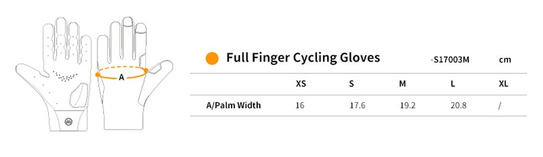 サイクリンググローブ