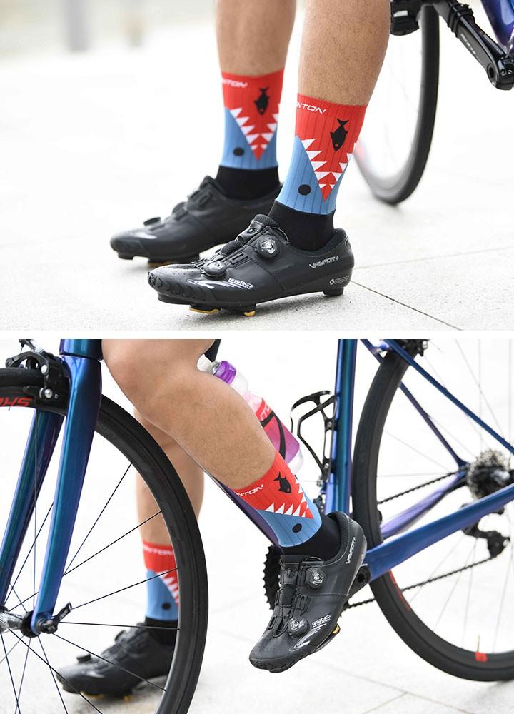 サイクリングソックス
