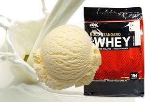 バニラアイスクリーム味4.5kg