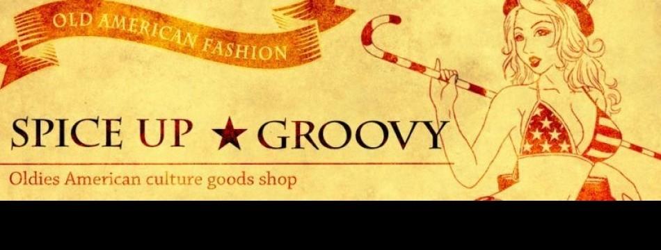SpiceUp・Groovy ヤフー店