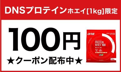 DNS100円クーポン