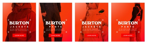 BURTON WEAR