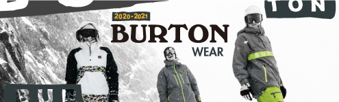 BURTON WEAR