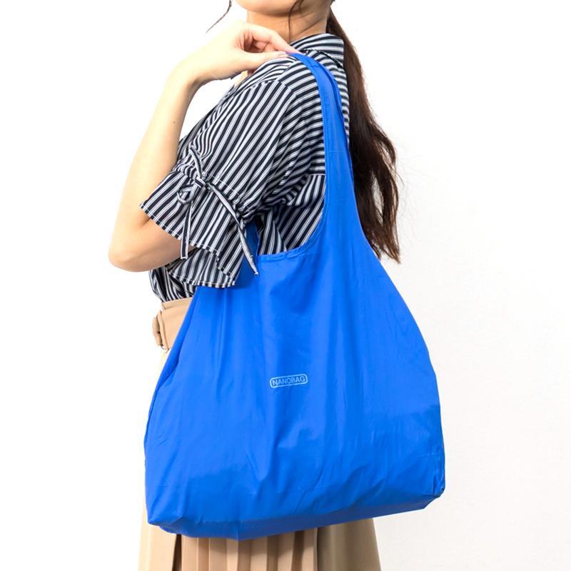 エコバッグ NANOBAG ナノバッグ 折りたたみ 折り畳み コンパクト 小さい 撥水 マイバッグ 強い ナノBAG NANOバッグ 買い物袋 折りたたみバッグ|sportsimpact|18