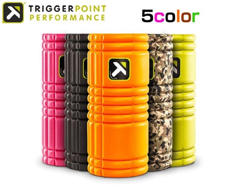 TriggerPoint トリガーポイント グリッドフォームローラー 1.0 筋膜リリース セルフマッサージ