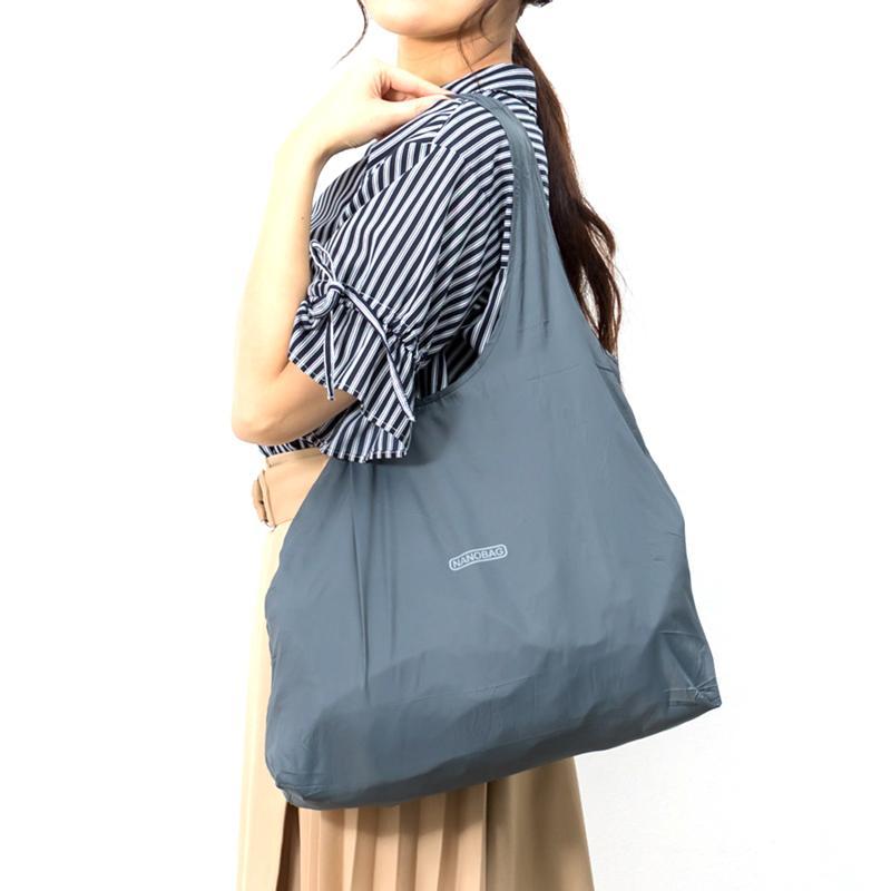 エコバッグ NANOBAG ナノバッグ 折りたたみ 折り畳み コンパクト 小さい 撥水 マイバッグ 強い ナノBAG NANOバッグ 買い物袋 折りたたみバッグ|sportsimpact|20