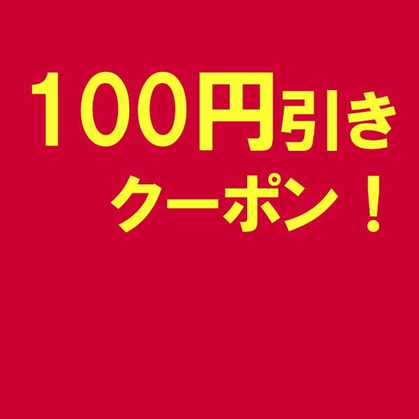 100円引きクーポン!
