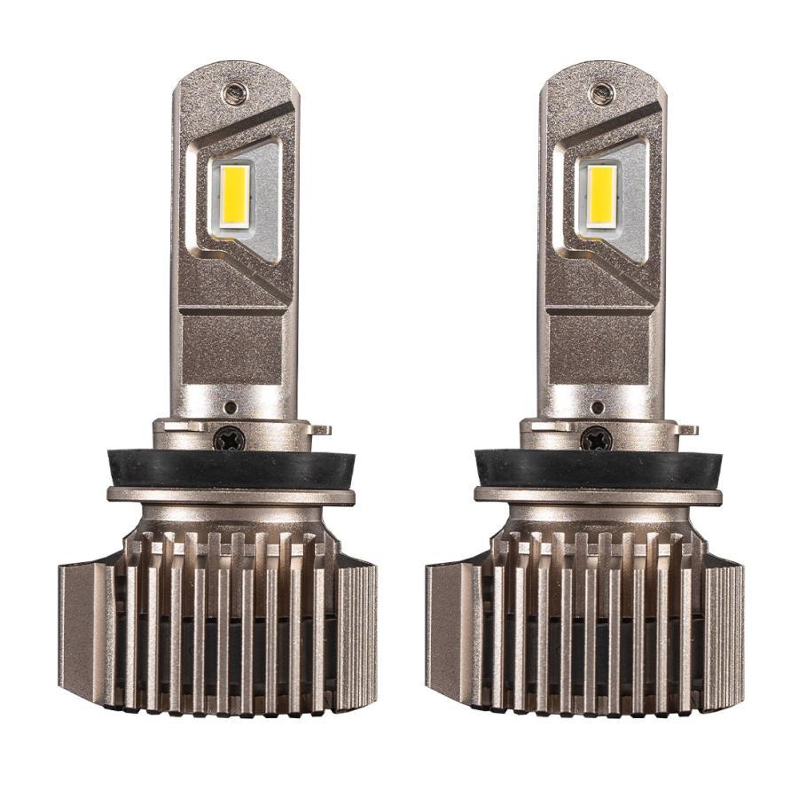 高輝度 LED フォグランプ Zハイパワープレミアムフォグ H8 H11 H16 HB4 シャインゴールド ホワイト LED 1年保証 車検対応 シェアスタイル|ss-style8|13