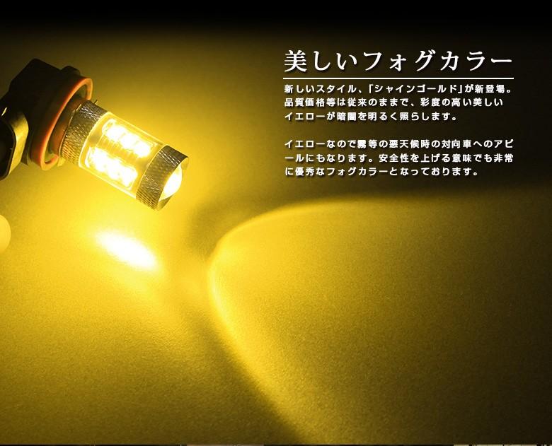 LED H8/H11/H16SMDフォグランプNEWTYPE_CREE