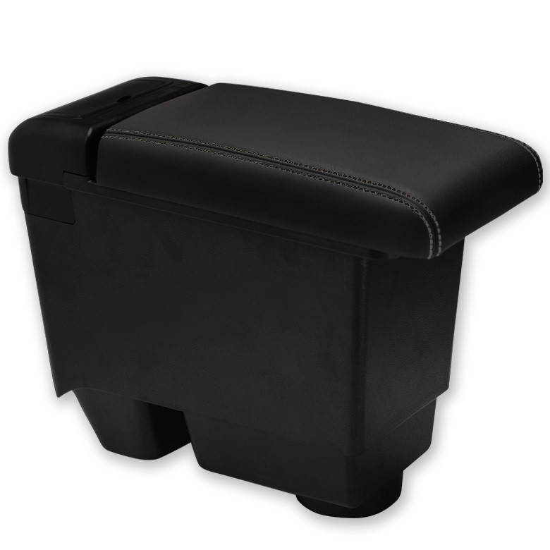 ヤリスクロス 専用 アームレスト コンソールボックス ブラック ブラウン トレイ マット 収納トヨタ シェアスタイル|ss-style8|10