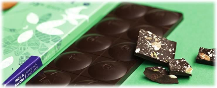 チョコレートでストレスレスに