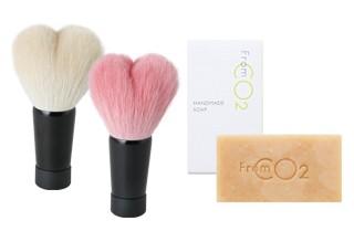 熊野筆 洗顔ブラシ
