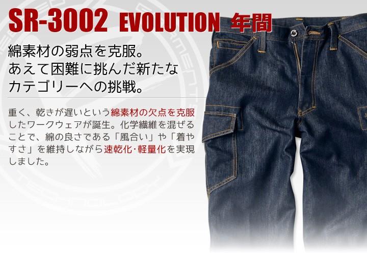 イーブンリバーSR3002