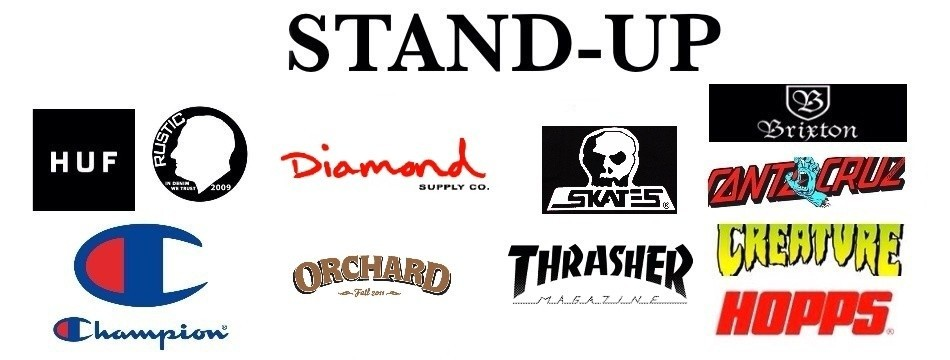 STAND-UP-SHOP