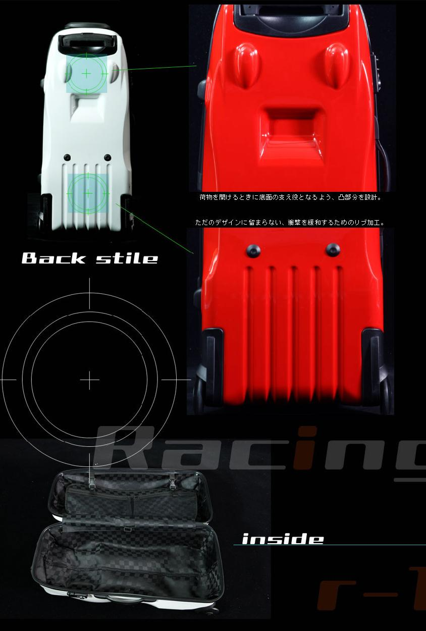 protex racing r1 内装