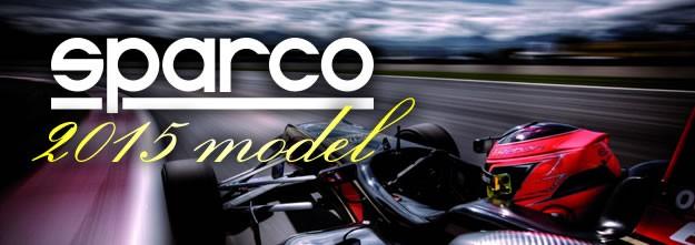 スパルコ 2015年モデル sparco