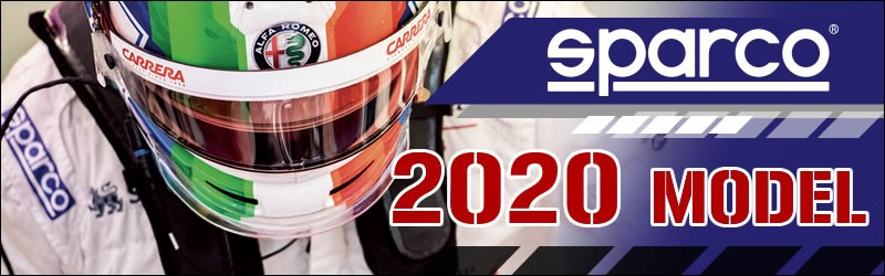 スパルコ 2020 モデル sparco レーシング