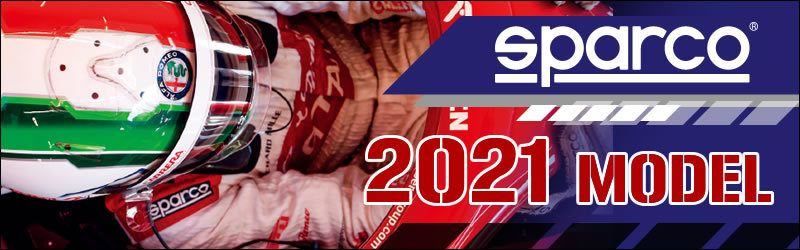 スパルコ 2021 モデル sparco レーシング