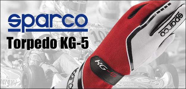 スパルコ レーシンググローブ トーピド kg5