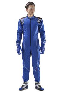 スパルコ レーシングスーツ KS3 フロント
