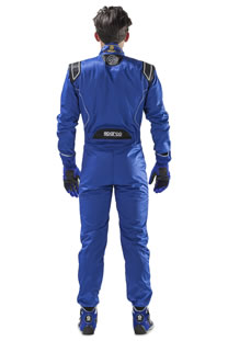 スパルコ レーシングスーツ KS3 リア