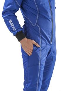 スパルコ レーシングスーツ KS3 腰
