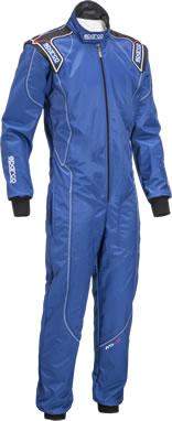 スパルコ レーシングスーツ KS3 ブルー
