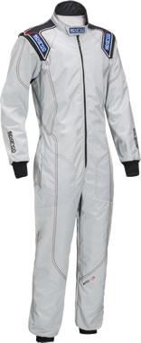 スパルコ レーシングスーツ KS3 グレー