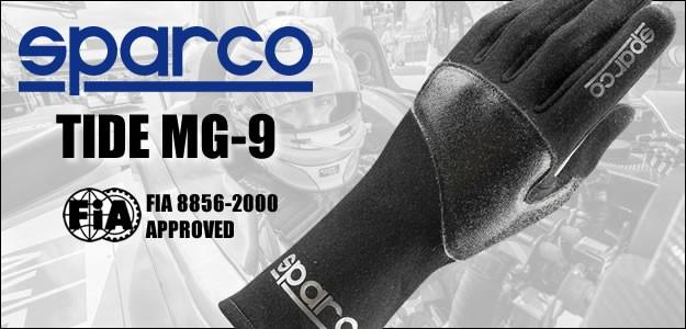 スパルコ レーシンググローブ TIDE MG9