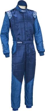 スパルコ レーシングスーツ SPARCO RS5 ブルー
