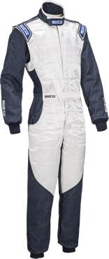 スパルコ レーシングスーツ SPARCO RS5 ホワイト デニム