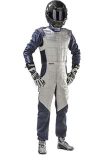 スパルコ レーシングスーツ SPARCO RS5 前面