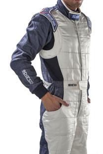 スパルコ レーシングスーツ SPARCO RS5 サイド