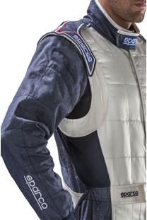 スパルコ レーシングスーツ SPARCO RS5 肩