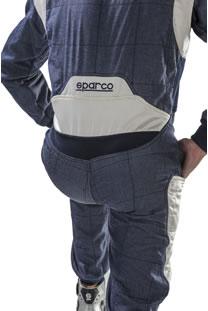 スパルコ レーシングスーツ SPARCO RS5 腰