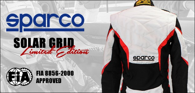スパルコ レーシングスーツ ソラ グリッド Star5 限定 モデル