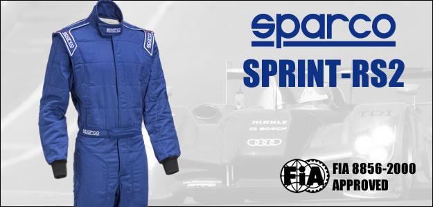 スパルコ レーシングスーツ SPRINT RS2
