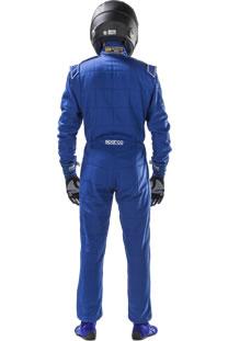 スパルコ レーシングスーツ スプリントRS2 背面