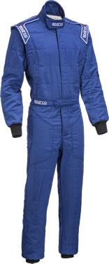 スパルコ レーシングスーツ SPRINT RS2 ブルー