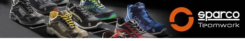 Sparco TEAM WORK スパルコ 安全靴 セーフティーシューズ