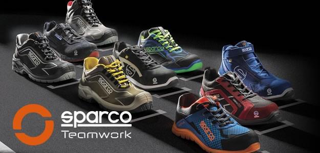 sparco team work スパルコ チームワーク 安全靴 セーフティーシューズ