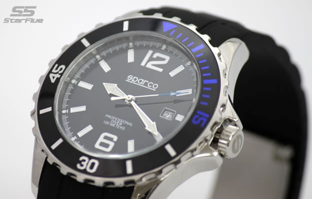 sparco watch ダイバーズ