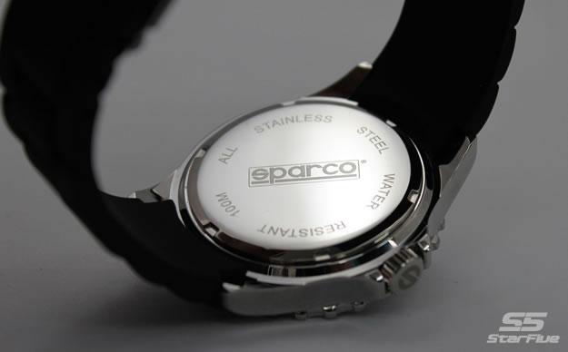スパルコ 時計 防水 機能