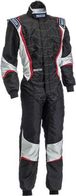 スパルコ レーシングスーツ X-LIGHT KX8 ブラック
