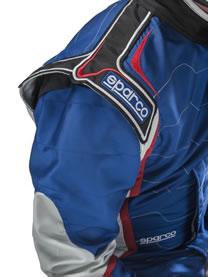 スパルコ レーシングスーツ X-LIGHT KX8 肩